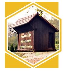 Čebelnjak čebelarskega društva Grosuplje